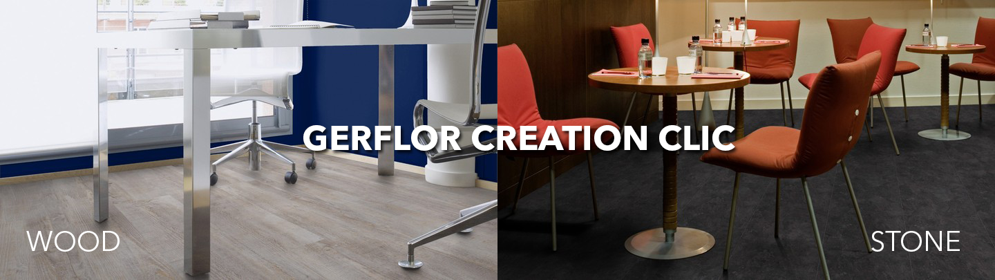 Gerflor Creation Clic 55 70 Wood Stone Insight