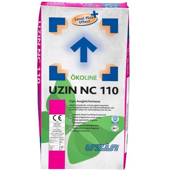 UZIN NC 110 Gips-Ausgleichsmasse 25 Kg
