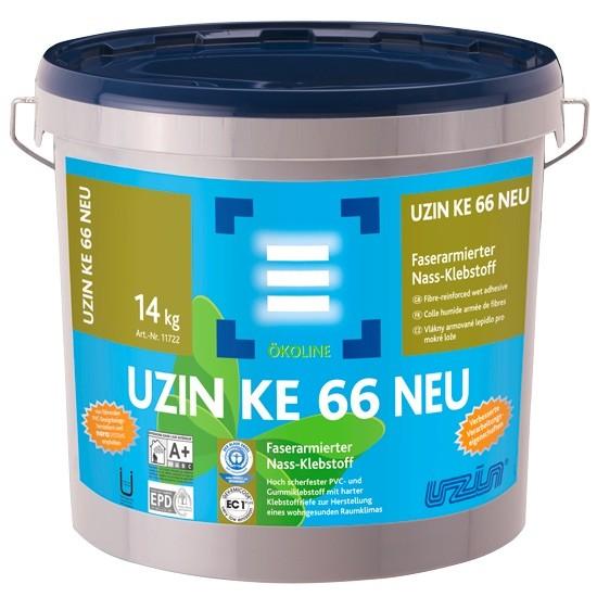 UZIN KE 66 Faserarmierter Dispersionsklebstoff