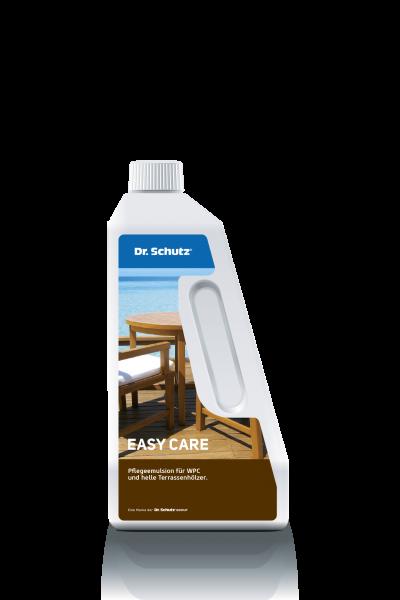 Dr. Schutz easy care für WPC + helle Terrassenhölzer