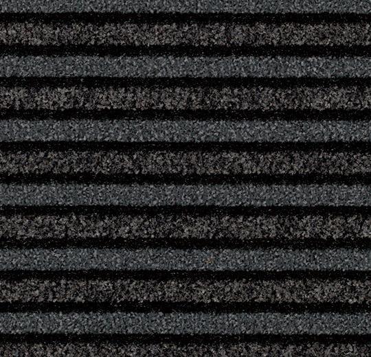 "Forbo Coral Duo ""9721 dark steel"" - Sauberlaufzone"