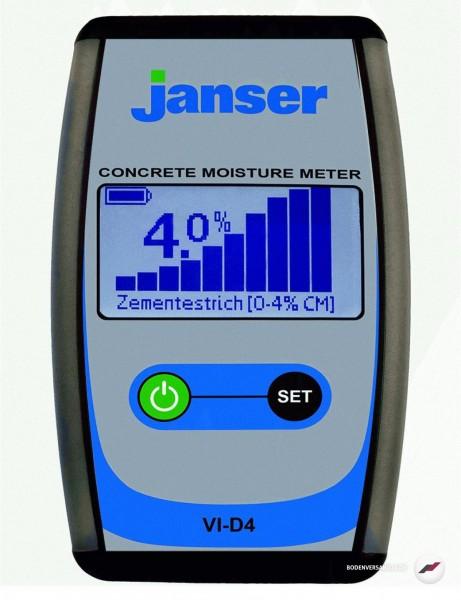 Janser Feuchtigkeitsmessgerät VI-D4