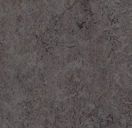 Forbo Marmoleum Modular Marble - t3139 lava Linoleum Fliesen