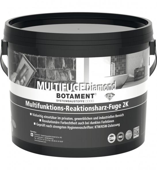 Botament Multifuge Diamond Multifunktions-Reaktionsharz-Fuge 2K