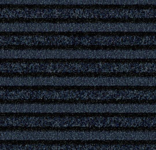 "Forbo Coral Duo ""9727 Volga blue"" - Sauberlaufzone"