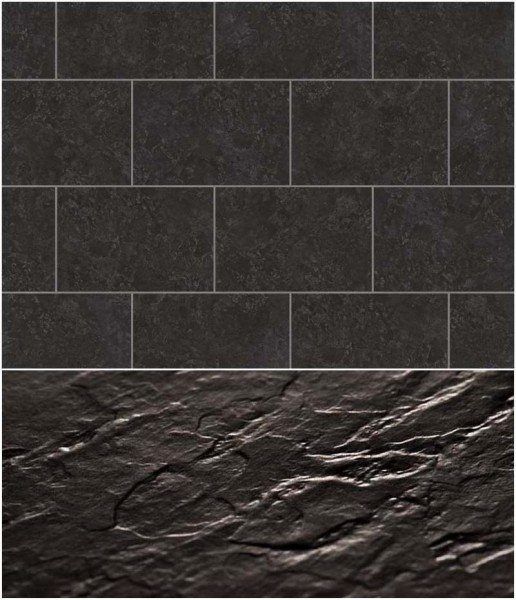 Vinylfliesen Project Floors Designbelag - floors@work Kollektion Fliesen - SL 306 - 55