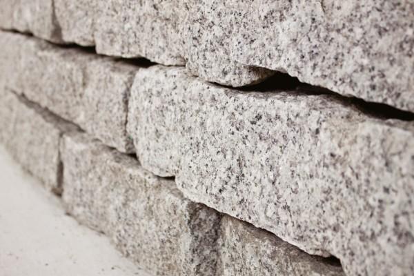 GSH Granit Mauersteine, 10-20-40 cm (#10299)