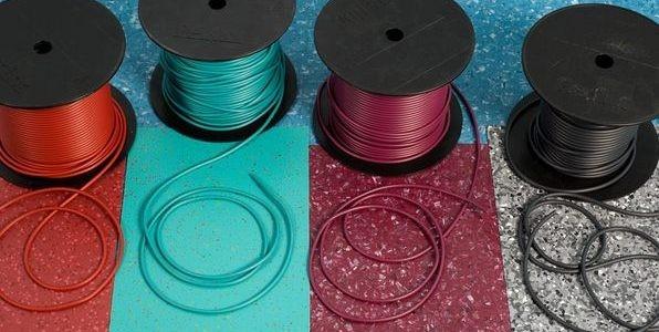 Gerflor PVC Vinyl Schweißschnur CR 40 - Schweißschnur 05852918 NOMA BLACK