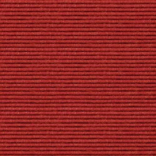 Tretford Interland-Fliese 2020110 582 Grapefruit Teppichboden Fliesen