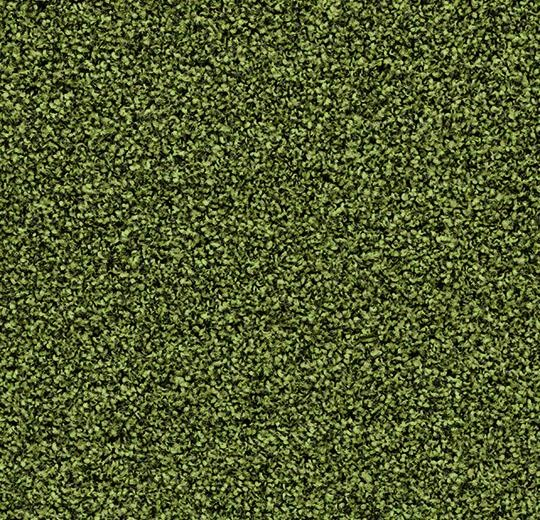 "Forbo Coral Bright ""2608 fresh grass"" - Sauberlaufzone"