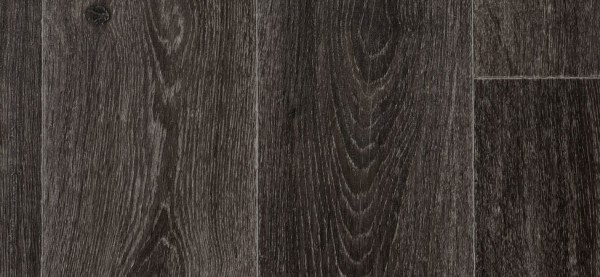 DLW Timberline PUR 373-085 whitewashed oak black brown Vinyl Bahnware
