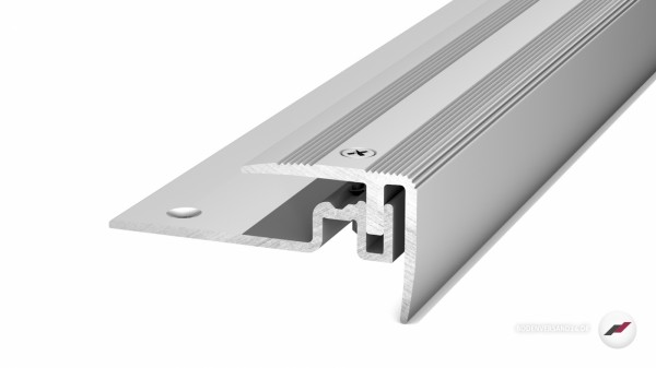 Prinz - PS 400 Treppenkantenprofil Nr. 420, 30 x 25 mm