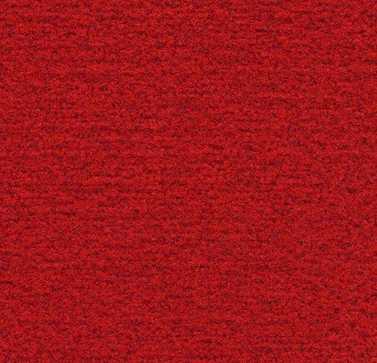"""Forbo Coral Classic """"4753 bright red """" - Sauberlaufzone"""