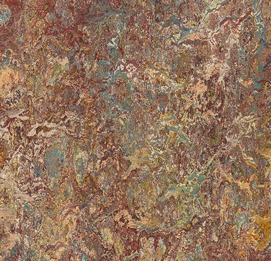 Forbo Marmoleum Modular Marble Fliesen - t3423 painters palette Linoleum Fliesen