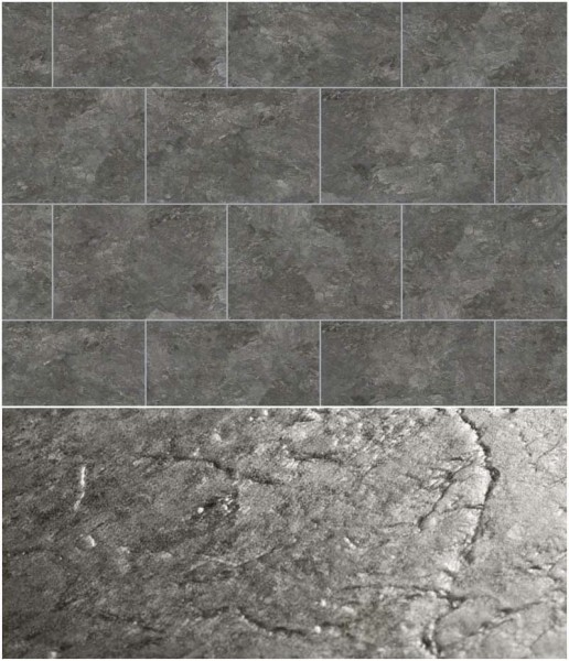 Vinylfliesen Project Floors Designbelag - floors@work Kollektion Fliesen - SL 307 - 55