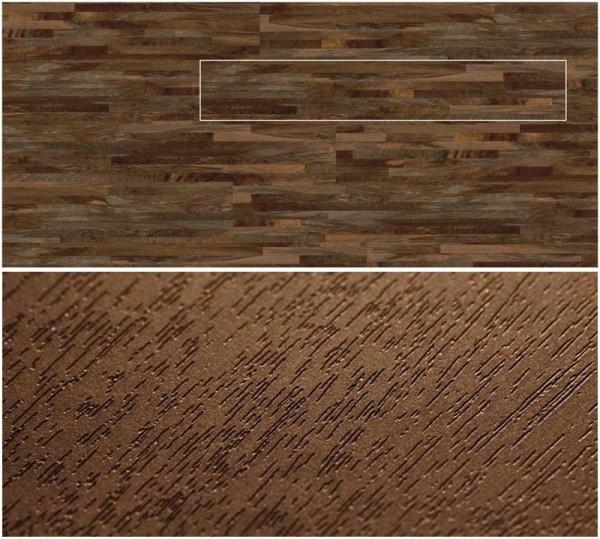 Vinylplanken Project Floors Designbelag - floors@work Kollektion Planken - PW 2900 - 55