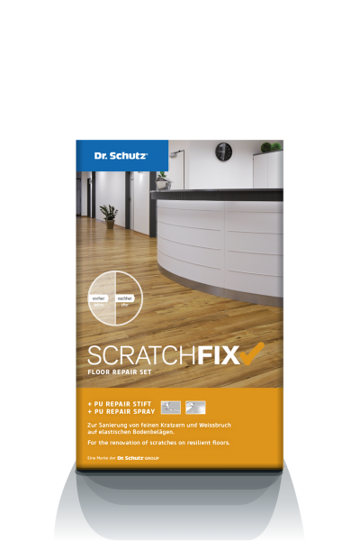 Dr. Schutz Scratch Fix Floor Repair Set