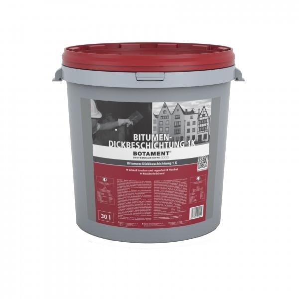 Botament Bitumen-Dickbeschichtung 1K Bitumen-Dickbeschichtung 30 L