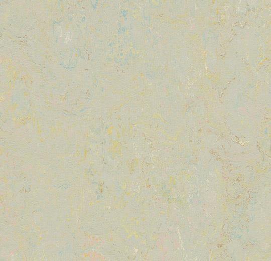 Forbo Marmoleum splash - 3431 limoncello Linoleum Bahnware 2,5 mm
