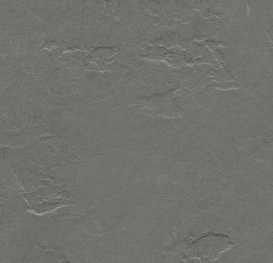 Forbo marmoleum slate - e3745 Cornish grey Linoleum Uni Bahnenware 2,5 mm