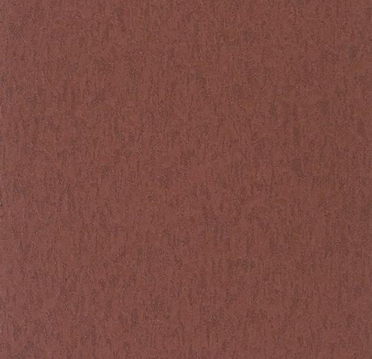 Forbo Touch Duet - 3527 brick Linoleum Bahnware