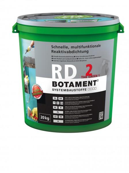 Botament RD 2 The Green 1 Schnelle, multifunktionale Reaktivabdichtung-SALE