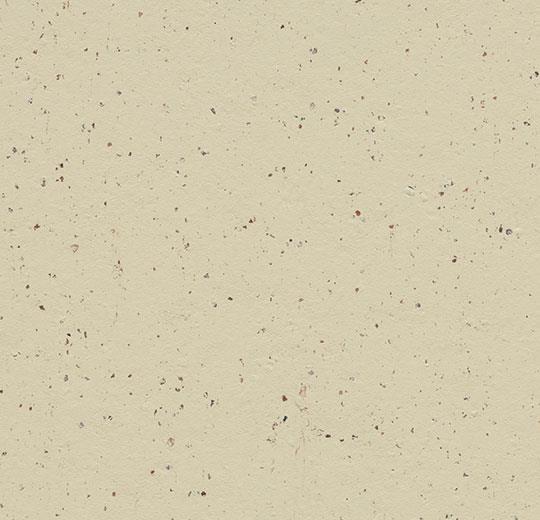 Forbo marmoleum cocoa - 3584 white chocolate Linoleum Uni Bahnenware 2,5 mm
