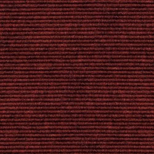 Tretford SL-Fliese 2010110 524 Kirsche Teppichboden Fliesen