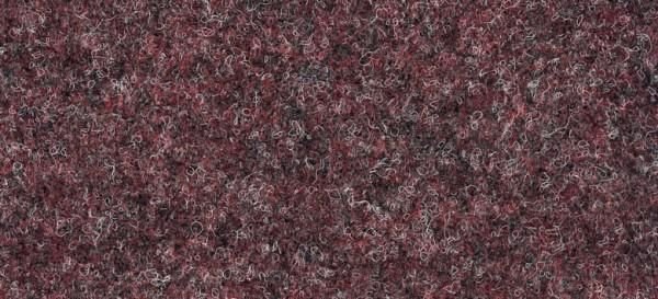 Nadelvlies Teppichboden Rollenware Finett 6 - 5006 rot