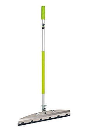 Wolff Ausgleichsmassenrakel 56 cm inkl. Stiel