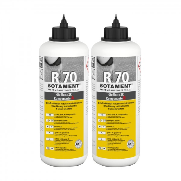 Botament R 70 Gießharz 600 ml