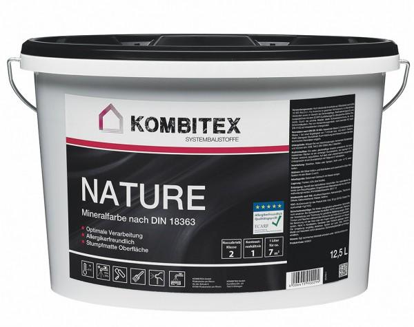Kombitex NATURE 12,5L weiß