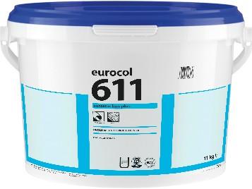 Forbo Eurocol 611 Eurostar Lino Plus Linoleum- und Teppichklebstoff 11 kg