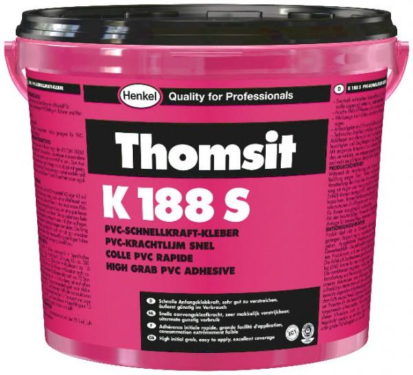 Thomsit K 188 S PVC-SCHNELLKRAFTKLEBER 14kg
