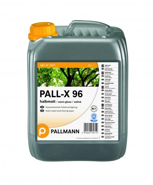 Pall-X 96 Parkettversiegelung halbmatt 5 L - SALE