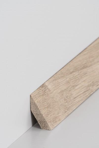 Südbrock Trapezleiste 25 x 40 mm, Sichtseite schräg, fallende Längen