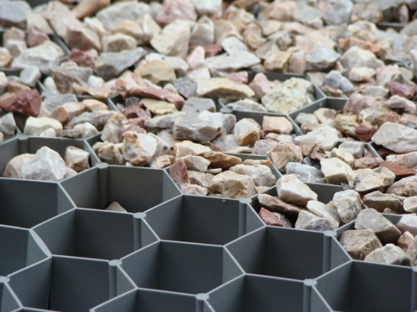GSH Gravel Fix Pro Grau (komplette Palette = 63 m²) (#10500)