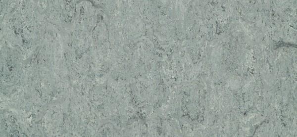 Dlw Flooring Marmorette AcousticPlus LPX 2121-053 ice grey Linoleum Bahnenware