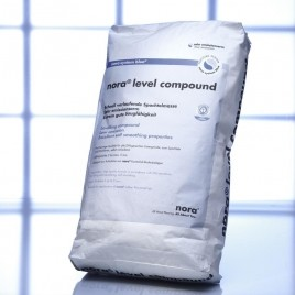 nora level compound SF Standfeste Spachtelmasse - 25 kg