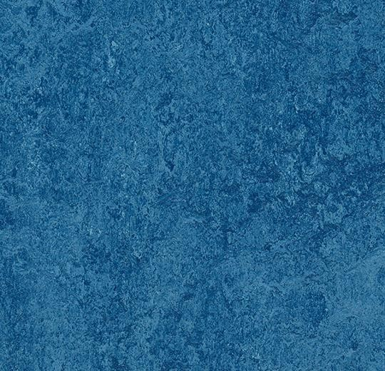 Forbo Marmoleum Modular Colour - t3030 blue Linoleum Fliesen