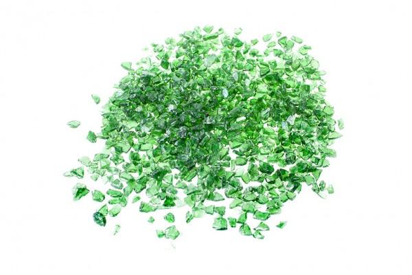 GSH Glassplitt Green, 5-10 mm (#10136)