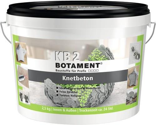 Botament KB 2 Knetbeton 2,5kg