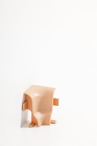 Südbrock Zubehör zu MDF-Leiste 20 x 40 mm, Innenecke