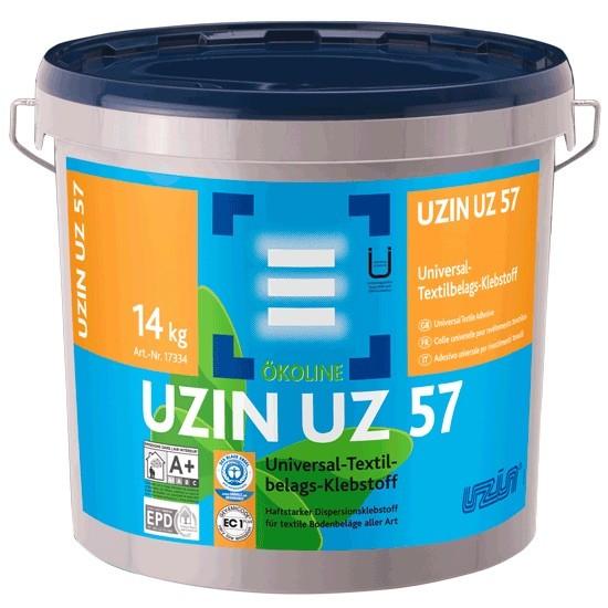 UZIN UZ 57 Universal-Textilbelagsklebstoff