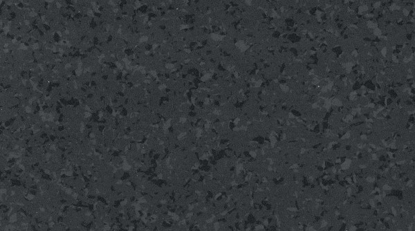 Gerflor Vinylbodenbelag Rollenware Mipolam Symbioz - 6059 BLACK DIAMOND