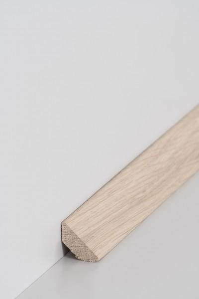 Südbrock Trapezleiste 22 x 22 mm, Sichtseite schräg, fallende Längen