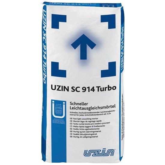 UZIN SC 914 Turbo Leichtausgleichsmörtel 21 Kg